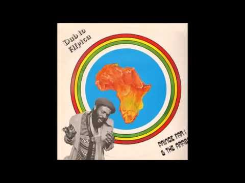 Prince Far I & The Arabs ‎- Dub To Africa