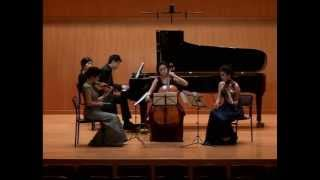 Faure: Piano Quartet in C minor, Op. 15: I. Allegro molto moderato