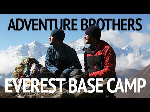 Everest Base Camp Trek - Adventure Brothers
