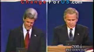 "Change for US - ""Leadership""-Ad - 2004 Election"