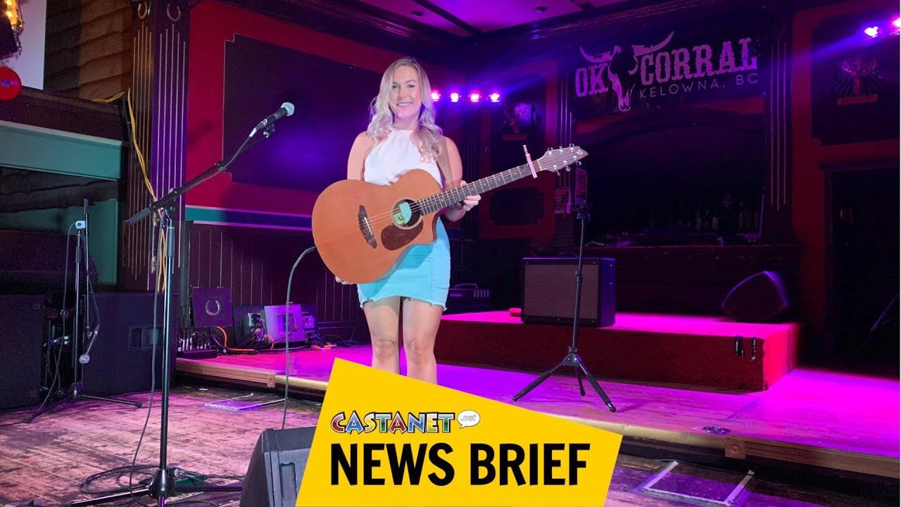 Castanet - Country singer Teigen Gayse releases first album