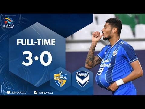 #ACL2020 : ULSAN HYUNDAI FC (KOR) 3-0 MELBOURNE VICTORY (AUS) : Highlights