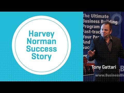 Harvey Norman Success Story
