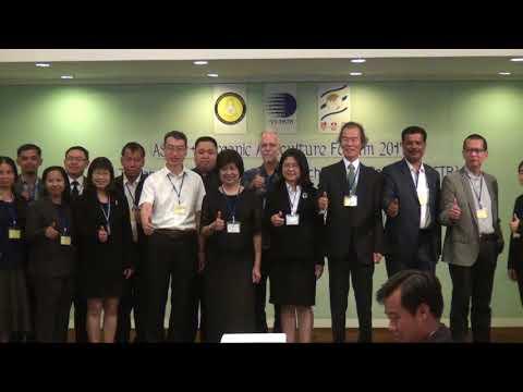 21 ASEAN+6 Organic Agriculture Forum 2017