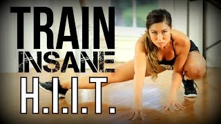 Download Video Train Insane HIIT Workout! MP3 3GP MP4