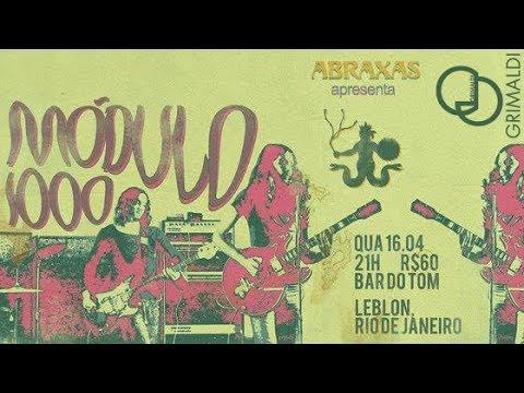 Módulo 1000 | Módulo 1OOO (Full HD | 1080p) - Full Set (Bar do Tom - Rio de Janeiro)