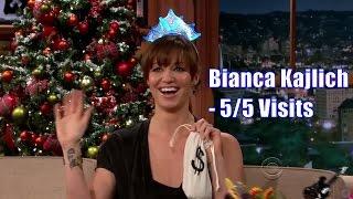 Video Bianca Kajlich - Blows The Mouth Organ - 5/5 Visits In Chron. Order [240-1080] download MP3, 3GP, MP4, WEBM, AVI, FLV Juli 2018