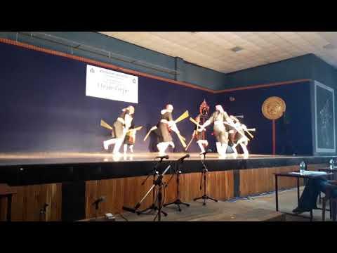 Kolat Dance performance at mangalore by St.Annes boys