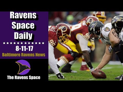 Ravens V Skins Winners and Losers - 8/11/17 Baltimore Ravens News