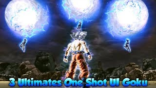 Which 3 Ultimates Can One Shot Ultra Instinct Goku?! - Dragon Ball Xenoverse 2