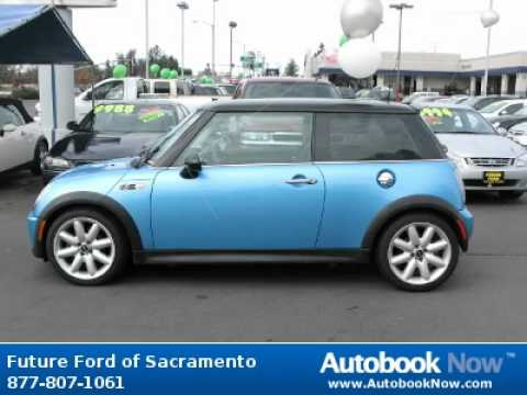 2005 mini cooper hardtop s in sacramento ca for sale youtube. Cars Review. Best American Auto & Cars Review