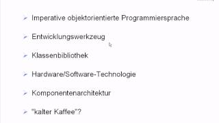 UE11-Einführung in Java [-3- Was ist Java]