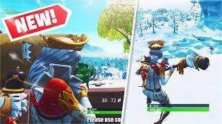*NEW* Crackabella & Crackshot + Snow Globe Pick! (Fortnite)