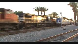 National Train Day/night at Fullerton. 2 S&HC Included