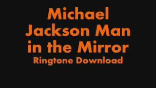Man in the Mirror Free Ringtone