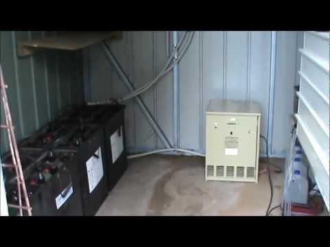 Off Grid Homestead Series. Solar Power Pt 2