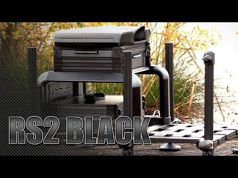 RIVE SEATBOX - RS2  BLACK CARBON