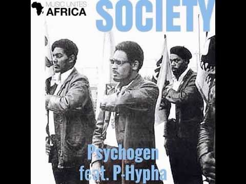 Psychogen feat. P-Hypha - Society (Prod by Carigamist)