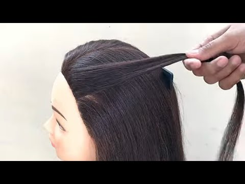Very Easy Hairstyle For Last Minute || Easy Hairstyle For Open Hair thumbnail