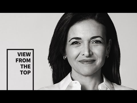 Sheryl Sandberg, COO of Facebook, on Using Your Voice For Go