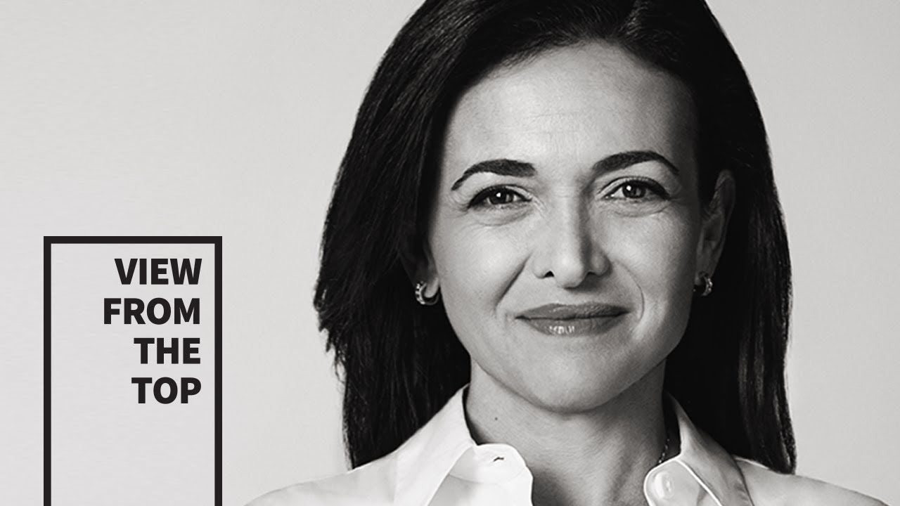 Sheryl Sandberg, COO of Facebook, on Using Your Voice For ...