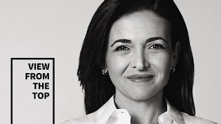 Sheryl Sandberg, COO of Facebook, on Using Your Voice For Good