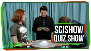 SciShow Quiz Show: Weird Facts About Humans