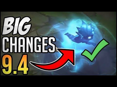 HUGE Vi Changes & Rek'Sai Buffs 👌 | New Big Changes Coming SOON in Patch 9.4 | League of Legends thumbnail