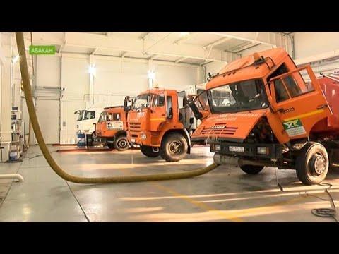Правильный автосервис для больших машин в Абакане