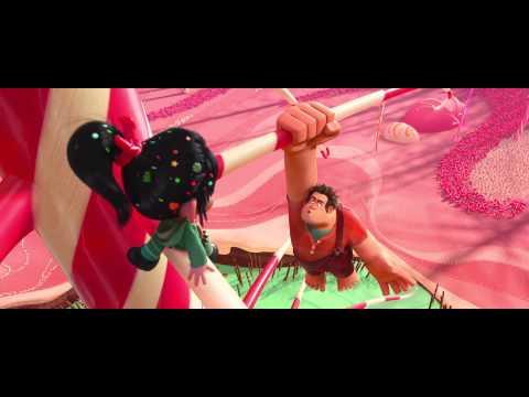 Wreck-it Ralph Official Officiële Trailer | Walt Disney | HD 1080p Nederlands Gesproken