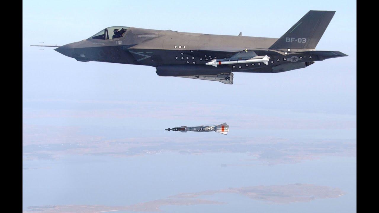 Download F-35B Lightning II. Техническое обслуживание, дозаправка в воздухе.