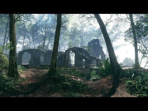 Battlefield 1 - Meuse Argonne Offensive US Offensive (No HUD)