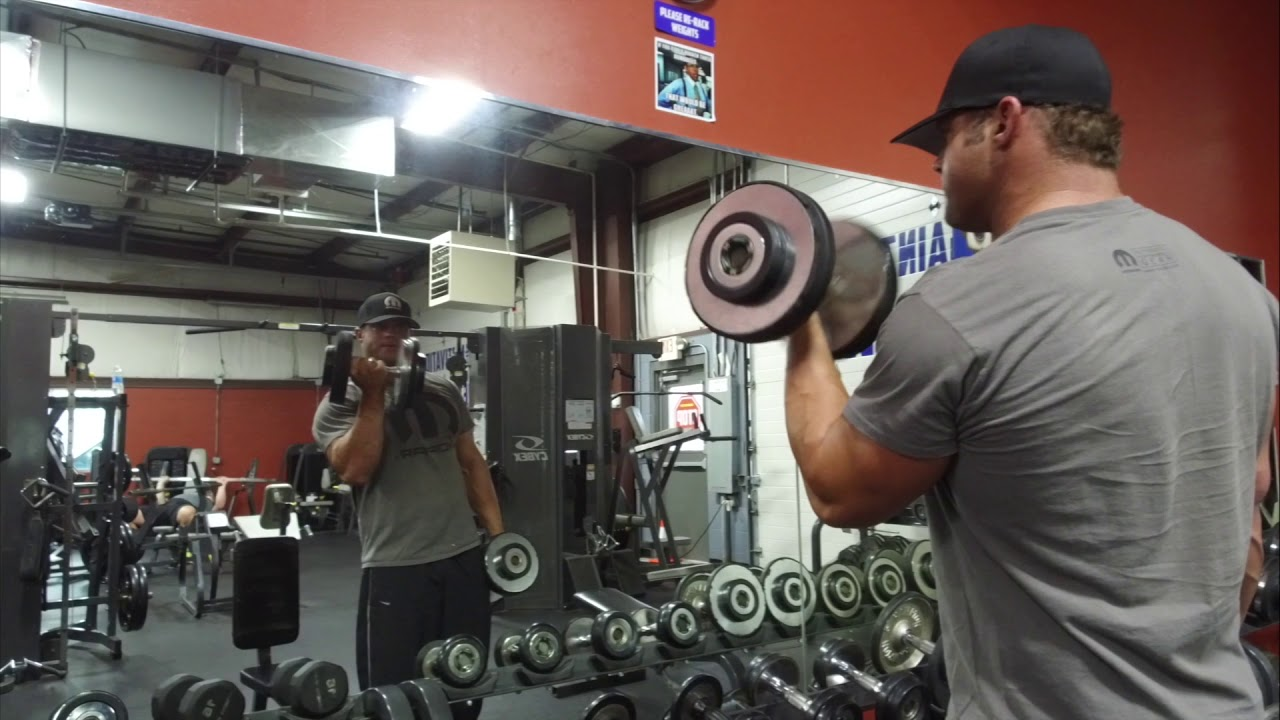 Matt Hagan Workout You