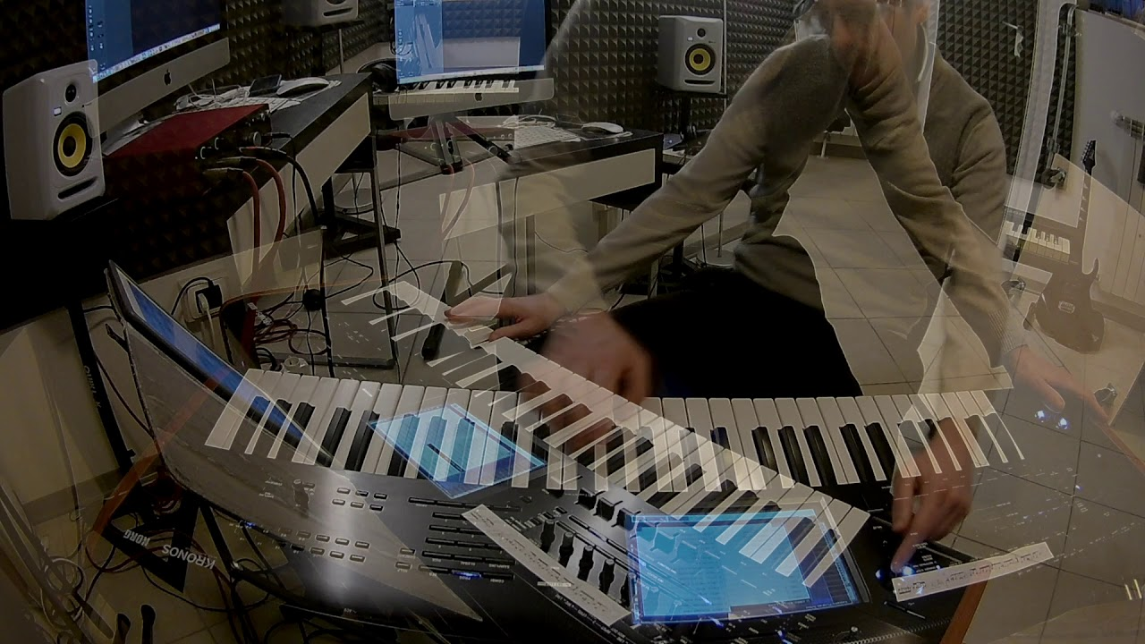 Download Periphery - Luck As a Constant on Keyboard