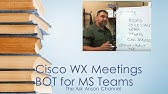 Cisco Webex Teams – Anti-Giphy-Bot Demo - YouTube