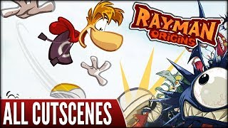 Rayman Origins (PS3) - All Cutscenes