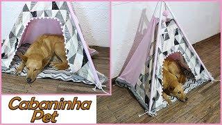 Cabaninha Para Pet – Super Fácil