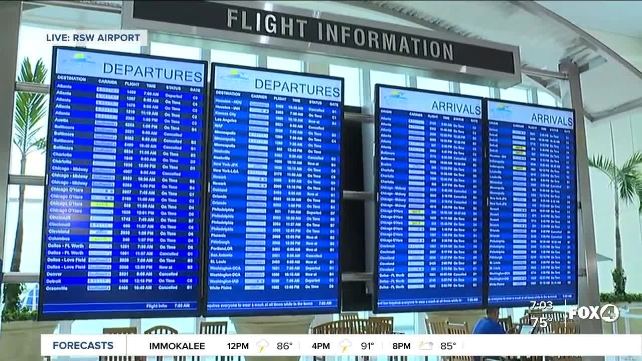 Cancellations, delays continue at Southwest Airlines