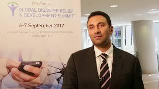 Global Disaster Relief and Development Summit 2017 - Interview with Kareem Elbayar, UN OCHA