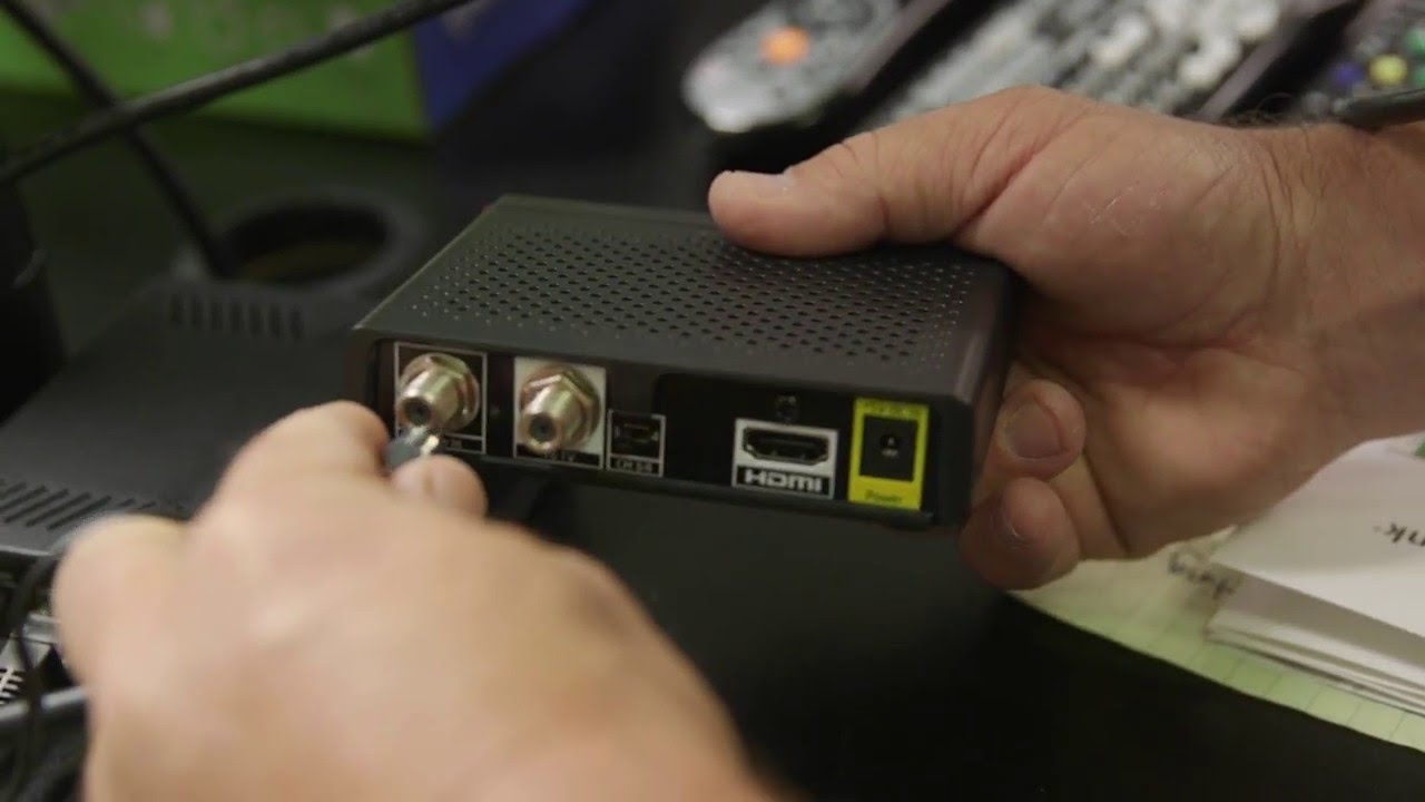 How To Install And Activate Your Mini Hd Box Youtube