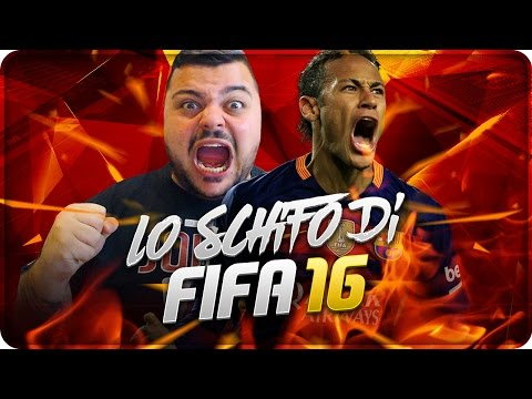 LO SCHIFO DI FIFA 16 !!!
