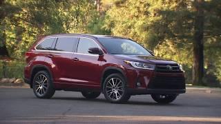 Toyota Highlander Overview