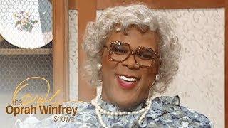 Download Oprah Interviews Tyler Perry's Madea | The Oprah Winfrey Show | Oprah Winfrey Network Mp3 and Videos