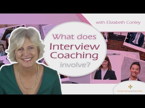 Interview Coaching - What does it involve?