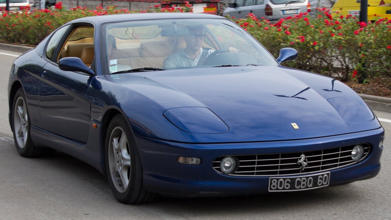 Ferrari 456m Gt 1 Of 688 Walkaround 2014 Hq Youtube