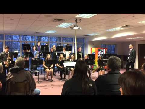 Angola High School ISSMA Jazz 2016 - Part 3