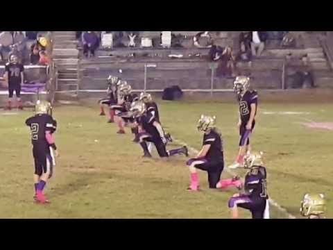 2016 Whitwell Middle School (Cole Burns) - v N Grundy