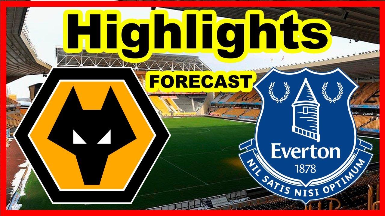 Wolverhampton vs Everton Highlights value - YouTube