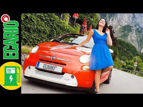 Viva E-talia! 🍕 Elektrischer Fiat 500 im Test ✔ Wo kaufen ✔ Fahrbericht