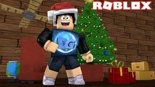 DECORING MY CHRISTMAS ARBOL IN ROBLOX !! - Roblox Bloxburg